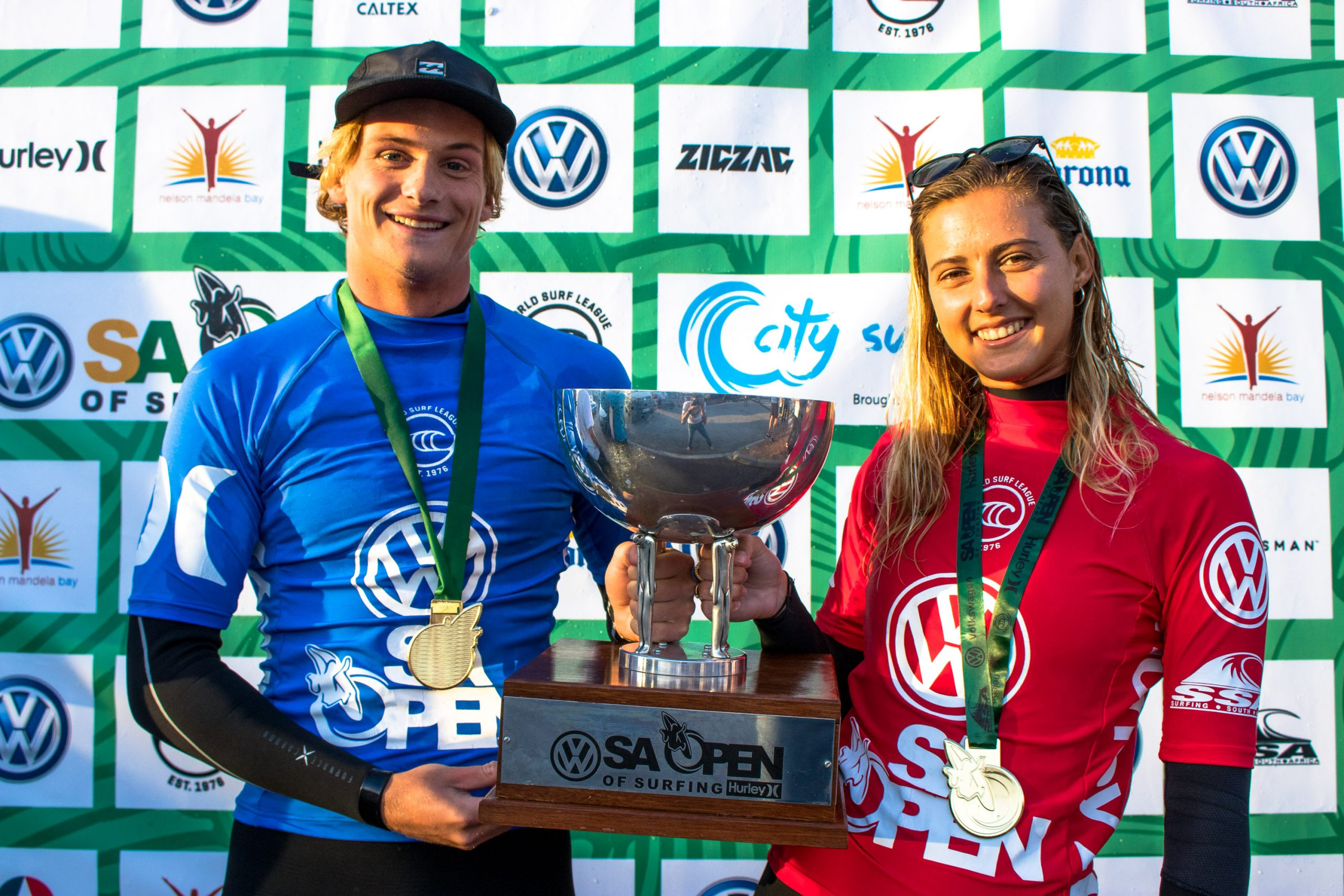 Volkwagen SA Open Of Surfing_Ian Thurtell_ Mens and Women winners